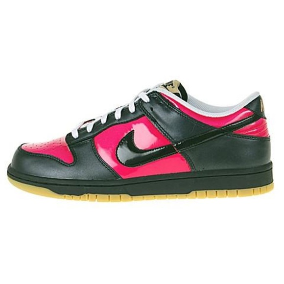 nike dunks low size 8